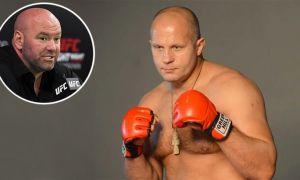 UFC чемпионларининг кушандаси ёхуд Дана Уайтнинг армонига айланган чемпион!