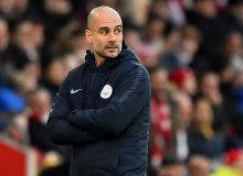 """Гвардиола """"Манчестер Сити"""" устози сифатида 100-ғалабасига эришди"""