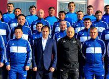 В Ташкенте стартовали международные тренерские курсы по программе сертификата «B»