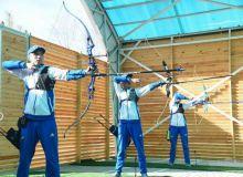 В Кашкадарье построена новая база для занятий по стрельбе из лука