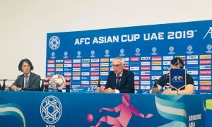 Hector Cuper still confident in White Wolves' mood ahead of Australia clash despite defeat to Japan