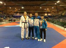 Шокин стал серебряным призером международного турнира