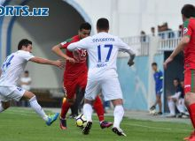 Photo Gallery. FC Lokomotiv 2-2 FC Kizilkum