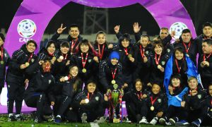 Uzbekistan win 2019 CAFA U-23 Women's Championship title in Tajikistan