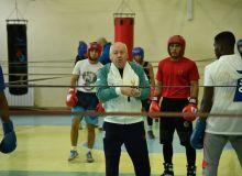 Узбекистан — Куба: прошли первые спарринг-бои