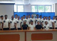 В столице завершились тренерские курсы АФУ по программе лицензии «С»