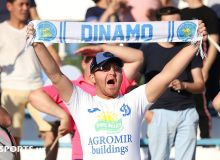 FC Dinamo secure a 2-1 victory over FC Surkhon in Samarkand