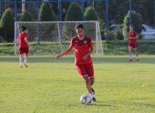 Наша женская сборная завершила сборы в Ташкенте и вылетела в Беларусь