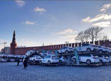 Россия олимпиячилари 140 та BMW автомобили билан тақдирланади