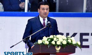 Хоккей бўйича Ўзбекистон чемпионати старт олди
