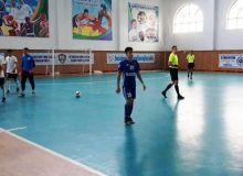 Начался третий круг XXIII Чемпионата Узбекистана по футзалу.