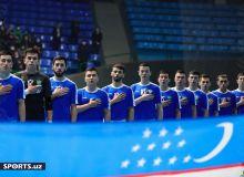 Футзал. Сегодня сборную Узбекистана ждет важный матч