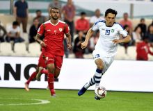 Отабек Шукуров: «Я готов отдать всего себя за национальную сборную»