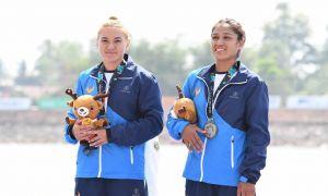 Uzbekistan's Dilnoza Rakhmatova and Nilufar Zokirova earn their places at the 2020 Tokyo Olympics
