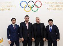 В НОК обсудили вопросы организации внутреннего чемпионата Узбекистана в системе WSB.