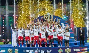 «Шабаб Аль-Ахли» выиграл Кубок Лиги ОАЭ. Гол Машарипова в стиле Паненки!