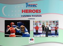 ASBC Heroes – Uzbekistan's Lazizbek Tulkinov who won international events in Baku and in Kuwait City