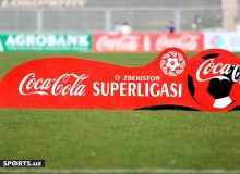Coca Cola Суперлига. 15-тур учрашувлари бошланиш вақтлари маълум бўлди
