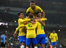 Бразилия - Камерун 1:0 (видео)