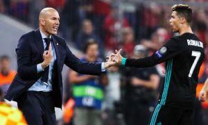 """Роналду: """"Реал""""дан кетишимга Зиданнинг алоқаси йўқ"""