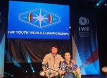 Копилка сборной Узбекистана пополнилась 2 медалями ЧМ по тяжелой атлетике