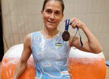 46-летняя Оксана Чусовитина и Абдулла Азимов завоевали призовые места на Кубке Мира