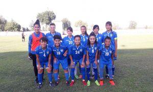 Женская молодёжная сборная Узбекистана U-19 одержала победу во втором контрольном матче