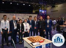 FIDE Жаҳон кубоги-2021: Жаҳонгир ва Жавоҳирдан сенсацион ғалаба!