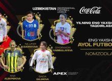 Определяется лучший футболист женщина сезона-2020.