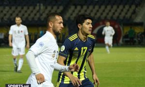 Photo Gallery. FC Pakhtakor 3-1 FC Kizilkum