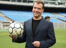 Дмитрий Медведев: Россия Хорватияга қарши энг яхши ўйинини кўрсатди