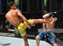 """""""UFC 251""""да қозоғистонлик жангчи дебют қилди"""