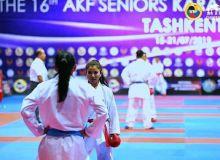 Uzbek karatekas shine at the 2019 AKF Senior Karate Championships in Tashkent