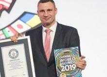 Ака-ука Кличколар Гиннеснинг рекордлари китобига киритилди