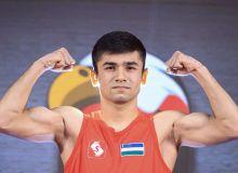Uzbek boxer is a world champion!