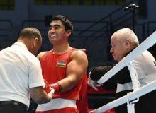 Санжар Турсунов уступил боксёру из Алжира