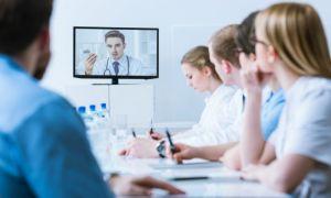 Доктора Национальной Паралимпийской ассоциации участвуют в международной видеоконференции