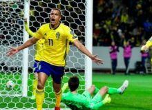 Швеция - Руминия 2:1 (видео)