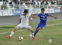 FC Kokand-1912 share the points with FC Nasaf in Kokand