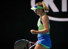 Australian Open: София Кенин стала полуфиналисткой