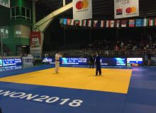 Uzbekistan's judokas earn eight medals at the Asian Cadet and Junior Judo Championships