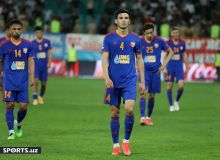 FC Nasaf defeat FC Dinamo in a friendly match