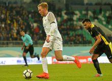 Match Highlights. FC AGMK 1-2 FC Bunyodkor