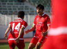 Match Highlights. FC Surkhon 0-1 FC Lokomotiv