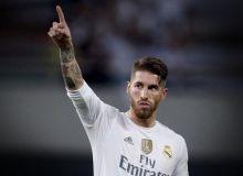"""Рамос """"Реал"""" тарихида энг кўп ўйин ўтказган футболчилар кучли бешлигига кириб олди"""