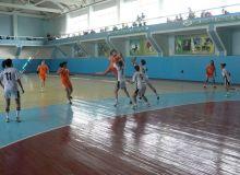 В Алмалыке завершился 1-й тур чемпионата Узбекистана по гандболу