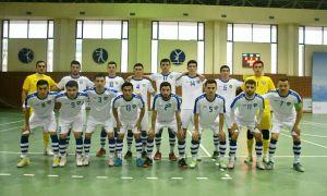 Национальная сборная Узбекистана по футзалу одержала победу над Кыргызстаном