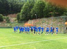 Олимпийская сборная Узбекистана провела первую тренировку в Турции