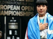 Наша спортсменка стала чемпионкой Европы по пауэрлифтингу