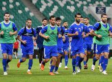 Фотообзор с официальной тренировки сборной Ирана